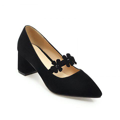 Fancy Thick Four Seasons Sweet and Comfortable Women Shoes