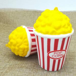 Slow Rising Squishies Jumbo Popcorn Scented Squeeze Easter Stress Relief Toy -