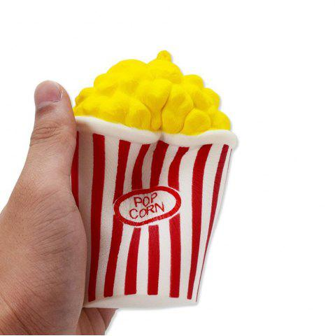 Online Slow Rising Squishies Jumbo Popcorn Scented Squeeze Easter Stress Relief Toy