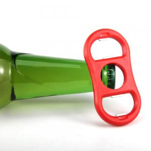 Three-Ring Bilateral Beer Bottle Opener -