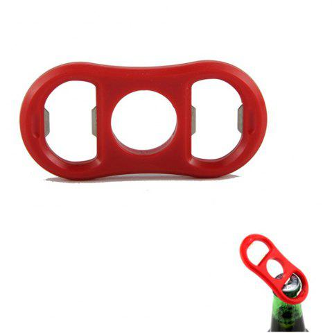Discount Three-Ring Bilateral Beer Bottle Opener