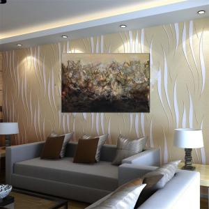 Hua Tuo Abstract Oil Painting Size 60 x 90CM ZWJ - 1317 -