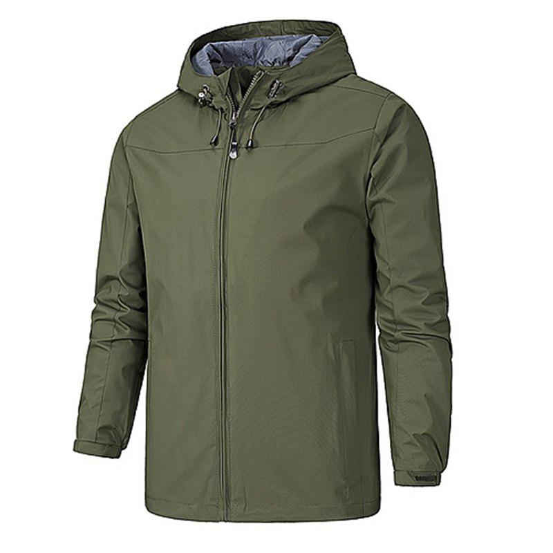 Sale Men's Casual Windbreaker Jacket