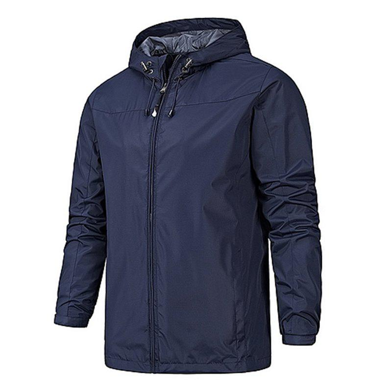 Buy Men's Casual Windbreaker Jacket