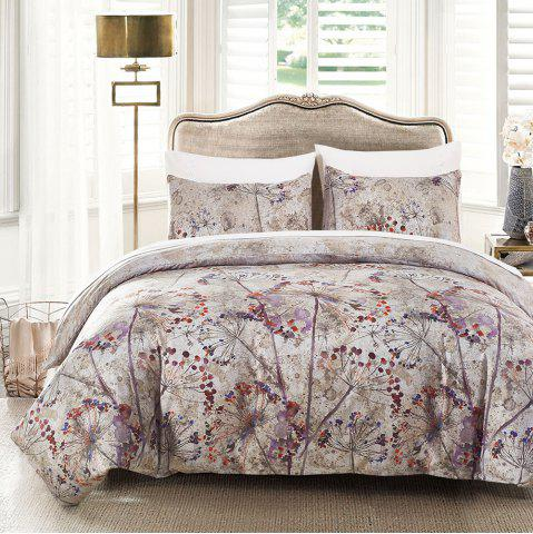 Online Printing Sanding Bedding Set in Vogue 02