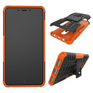 for Xiaomi Redmi Note 4 / 4X Case Cover Hybrid Rugged Heavy Duty Hard  with Kickstand -