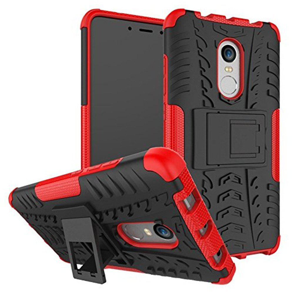 Outfits for Xiaomi Redmi Note 4 / 4X Case Cover Hybrid Rugged Heavy Duty Hard  with Kickstand