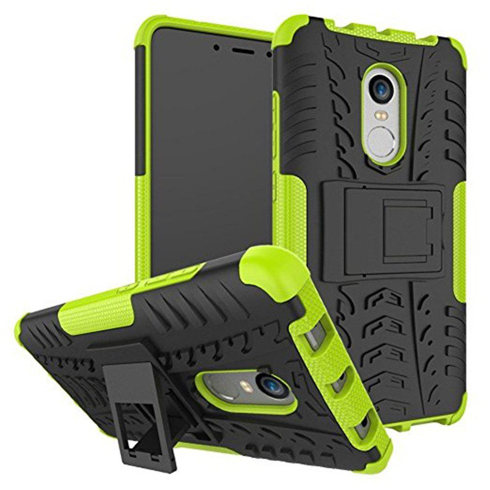 New for Xiaomi Redmi Note 4 / 4X Case Cover Hybrid Rugged Heavy Duty Hard  with Kickstand
