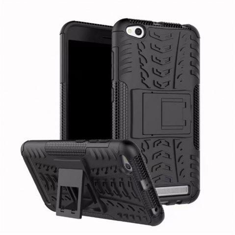 Cheap for Xiaomi Redmi 5A Case Cover Hybrid Rugged Heavy Duty Hard with Kickstand