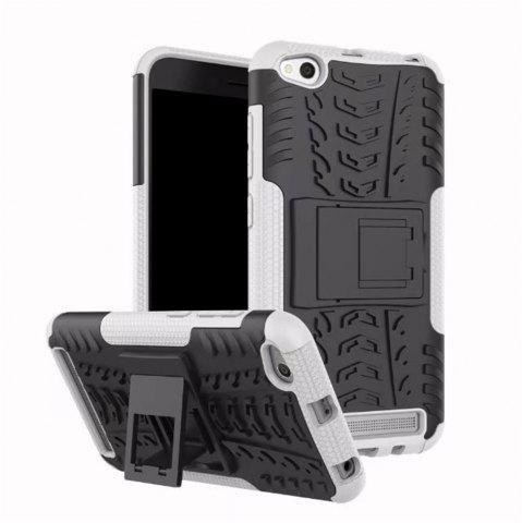 Discount for Xiaomi Redmi 5A Case Cover Hybrid Rugged Heavy Duty Hard with Kickstand