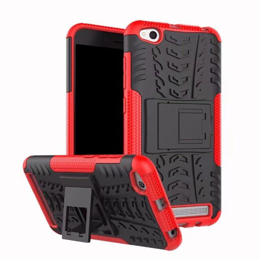 Best for Xiaomi Redmi 5A Case Cover Hybrid Rugged Heavy Duty Hard with Kickstand