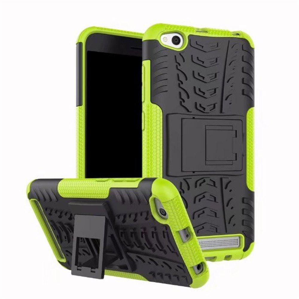 Unique for Xiaomi Redmi 5A Case Cover Hybrid Rugged Heavy Duty Hard with Kickstand