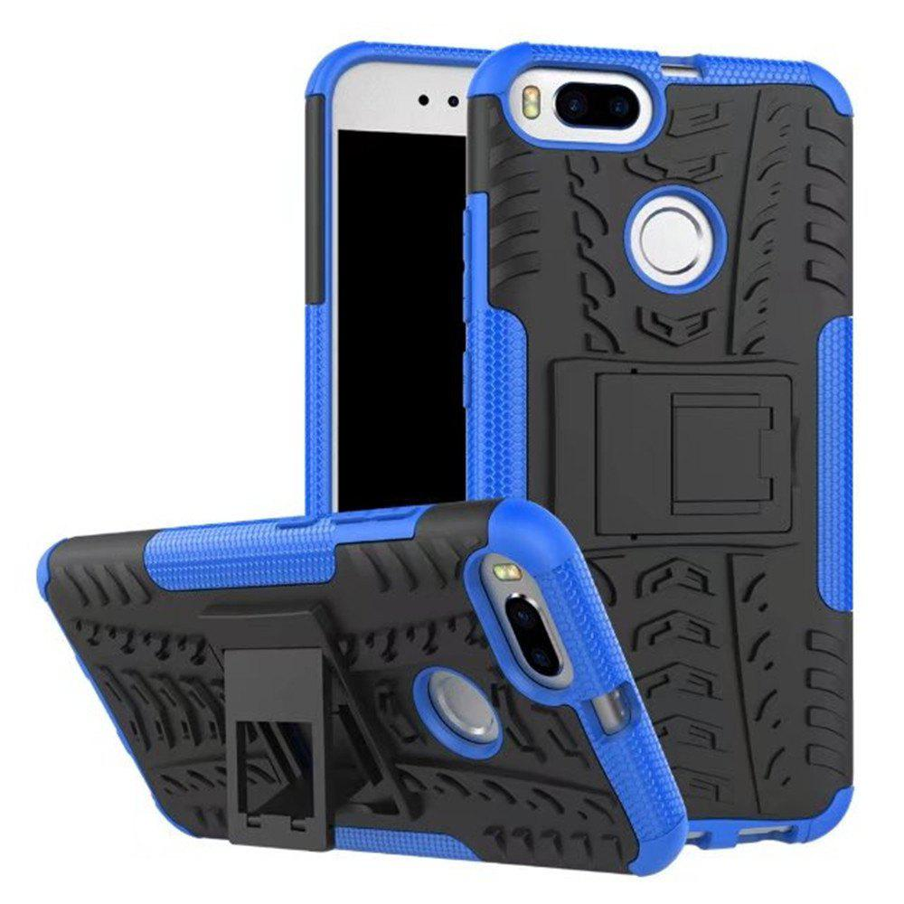 Chic for Xiaomi 5X Case Cover Hybrid Rugged Heavy Duty Hard with Kickstand