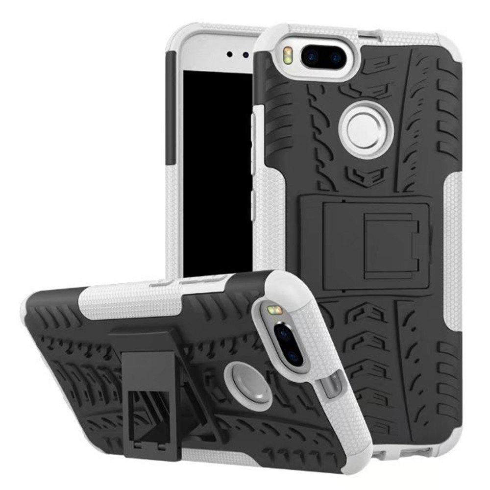 Best for Xiaomi 5X Case Cover Hybrid Rugged Heavy Duty Hard with Kickstand