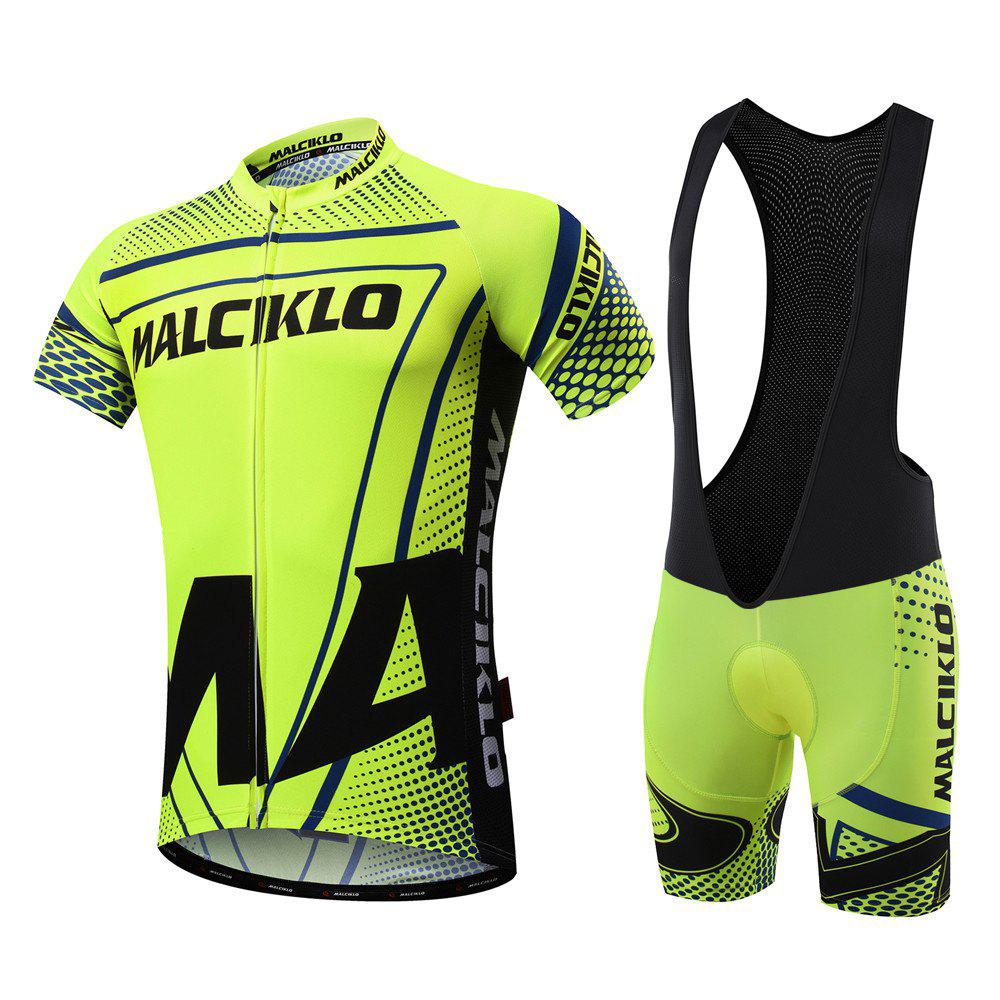Cheap 2018 New Products Malciklo Summer Men Cycling Jersey Bib Tights Short  Rompers Bike Compression Suits 9e511412c