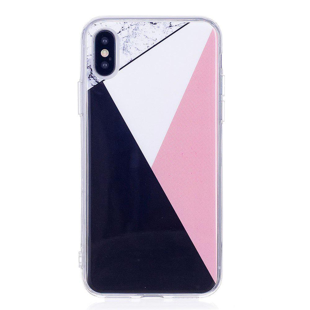 Best TPU Soft Case for iPhone X Bab Marble Style Back Cover