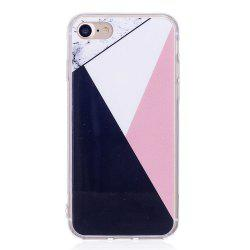 TPU Soft Case for iPhone 7 / 8 Bab Marble Style Back Cover -