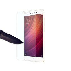 High Quality Scratch Resistant Tempered Glass Screen Film for Xiaomi Redmi Note 4 -