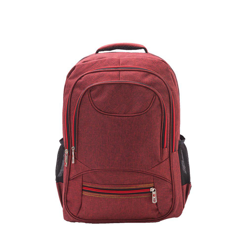 Shop 1Pcs Casual Backpack Multi-Functional Student Computer Bags Fashion  Trendy Travel Backpacks 4437c9c681346