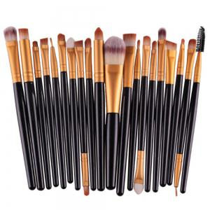 Cosmetic Eye Makeup 20PCS Set Brush Suit -
