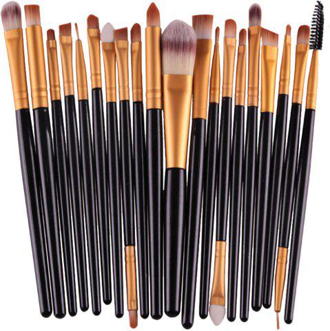 Chic Cosmetic Eye Makeup 20PCS Set Brush Suit