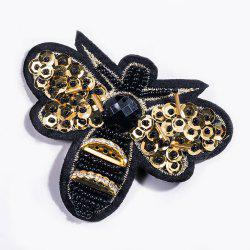 New Style Handmade Brooch Bee Design Drops Necklace Brooches for Women Party Gift Jewelry -
