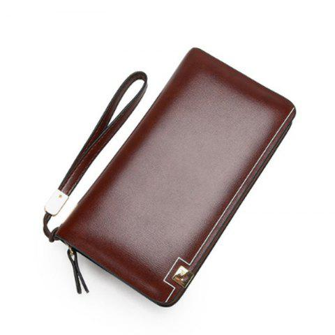 Chic Men'S Wallet Man'S Large Capacity Clutch Bag