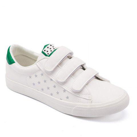 New Women Sneakers Fashion Simple White Leisure Shoes
