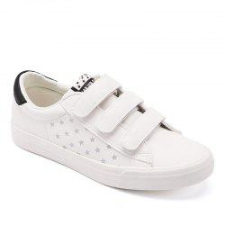 Women Sneakers Fashion Simple White Leisure Shoes -