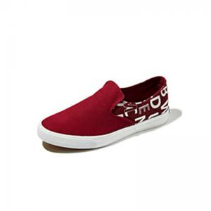 Mens Canvas Casual Tide Students Pedal Breathable Shoes -