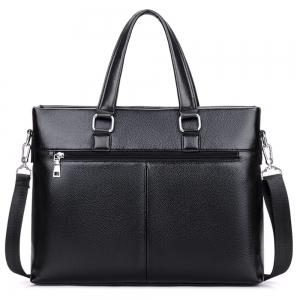 Business one shoulder inclined shoulder bag carrying the computer briefcase -