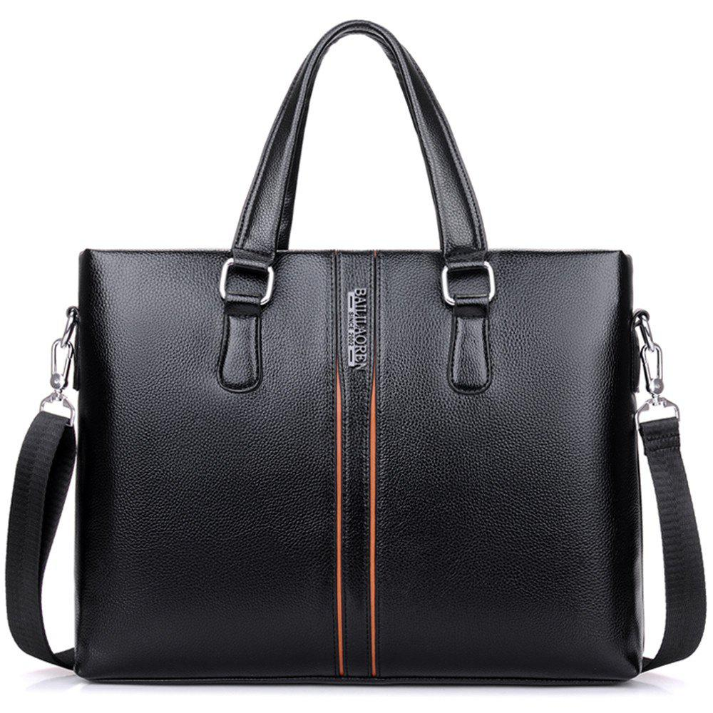 New Business one shoulder inclined shoulder bag carrying the computer briefcase