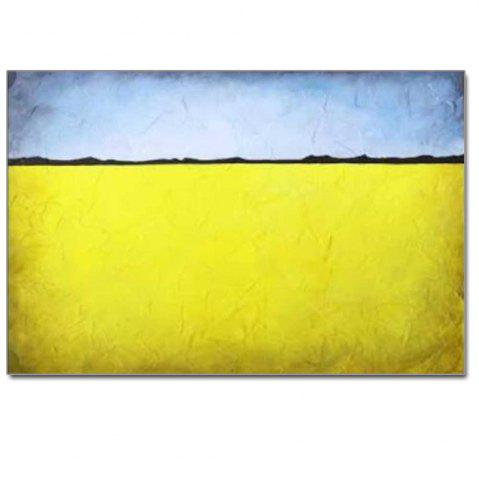 Discount Hand Painted Abstract Oil Painting Living Room Home Wall Decoration