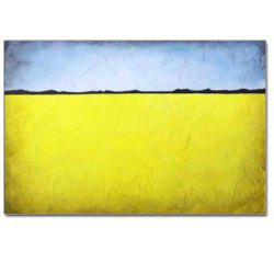 Hand Painted Abstract Oil Painting Living Room Home Wall Decoration -
