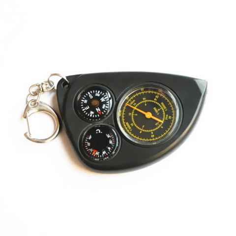 Trendy Multi-Function Military Map Rangefinders Compass Outdoor Hiking Climbing Sport Accessory