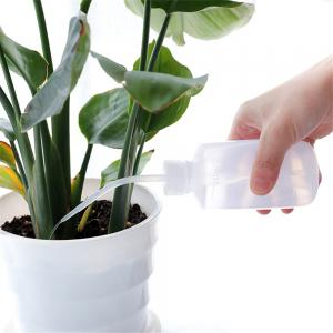 Plant Succulent Squeeze Watering Bottle Plastic Vertical Nozzle Spraying Can Water Beak Pouring Kettle Tool Can -