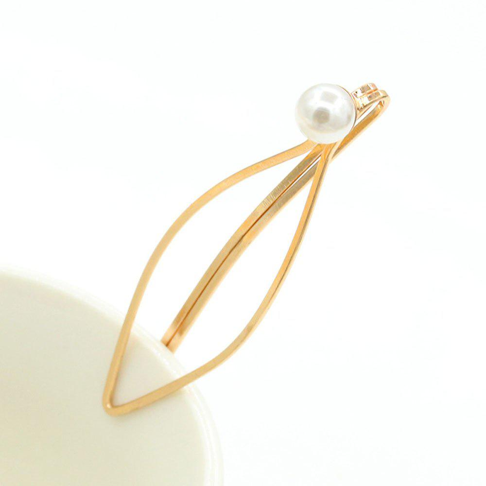 Mesdames Fashion alliage Golden Hairpin
