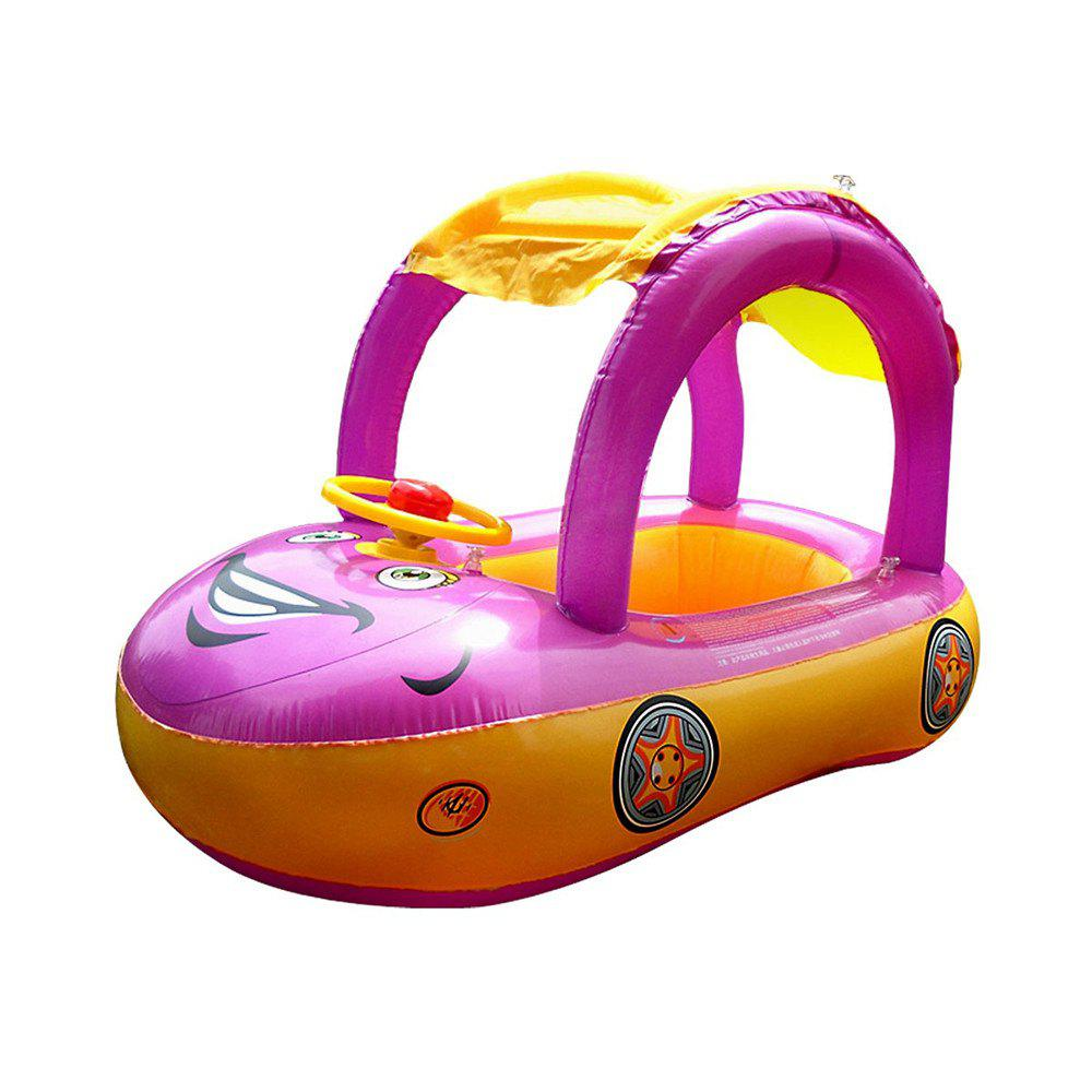 Buy Children Inflatable Swimming Ring Car Model Water Toys