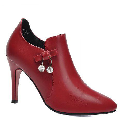 Latest New British Style Shoes with High Heels