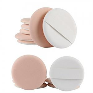 Multifunctional Makeup Air Cushion Sponge Powder Puff Wet Dry Dual-use with Plastic Box for BB -