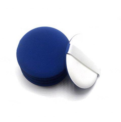 Fashion Multifunctional Makeup Air Cushion Sponge Powder Puff Wet Dry Dual-use with Plastic Box for BB