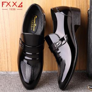 Business and Leisure Leather Shoes -