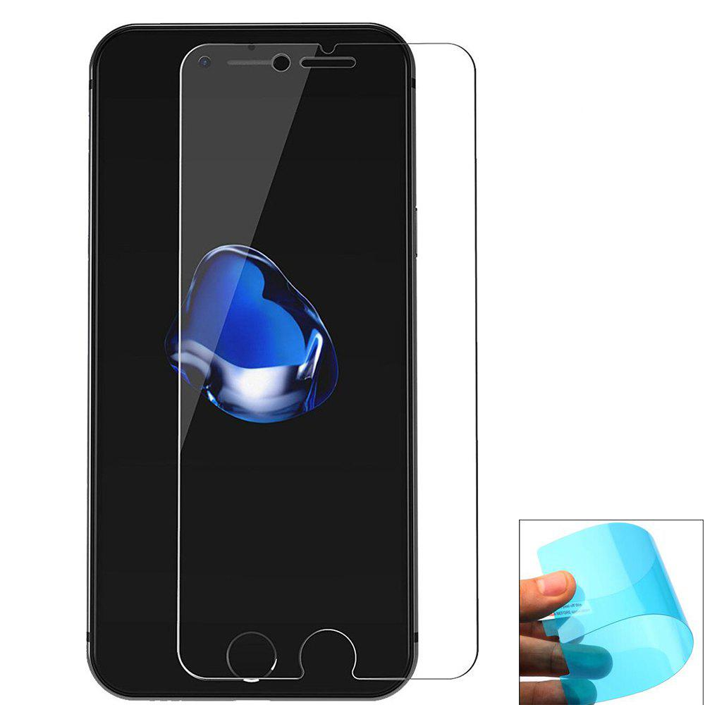 Unique Ultra-thin Transparent Soft Film for iPhone 7 Plus / 8 Plus