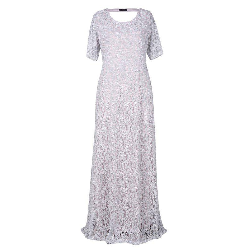 Shop Fashion Graceful Lace Dress