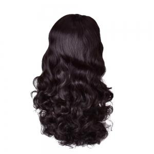 Hairyougo Hairyougo 28 Inch High-temperature Fiber Wavy Long Hair for Women Party Halloween Heat Resistant Full Wigs -