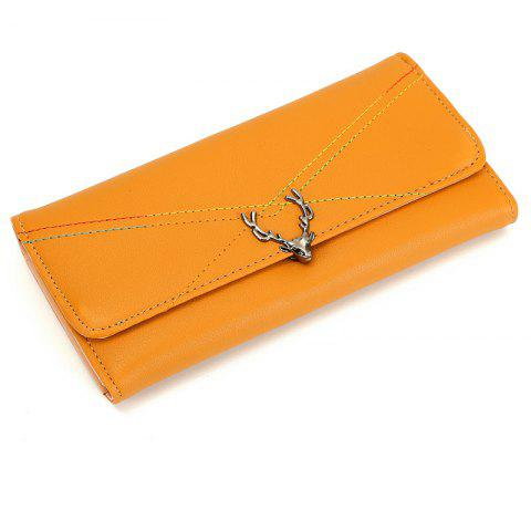 Fashion New Fashion Soft PU Women Wallet Long Thin Multiple Cards Holder Clutch Bags Fashion Female Coin Purse