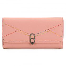 Fashion Lady Women Wallets Bag Popular Purse Long PU Handbags Card Holder -