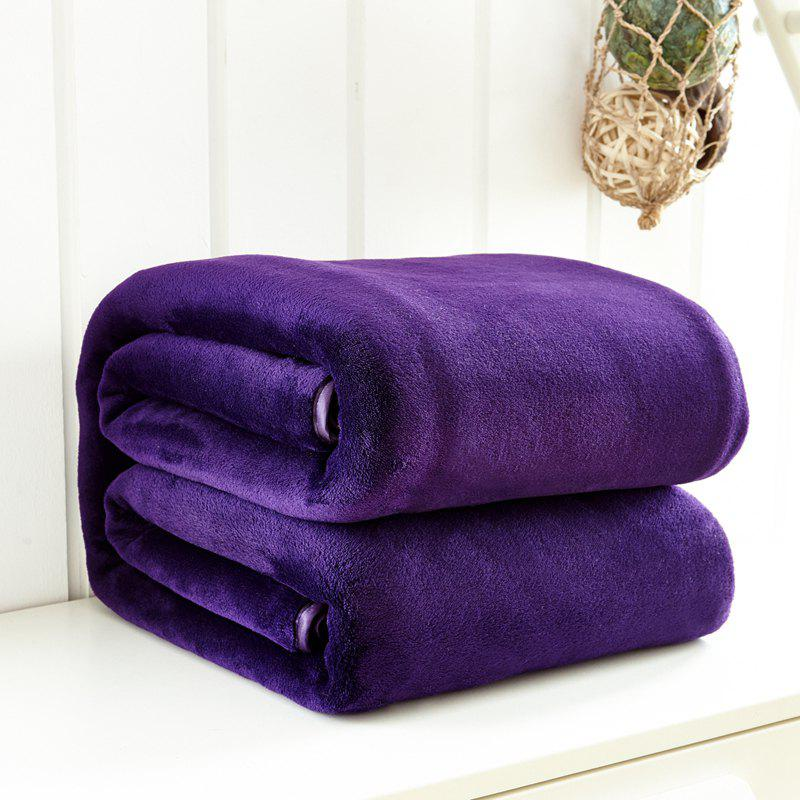 Discount Thin Quilt air Conditioning Bed Nap Single Double Thickening Blanket