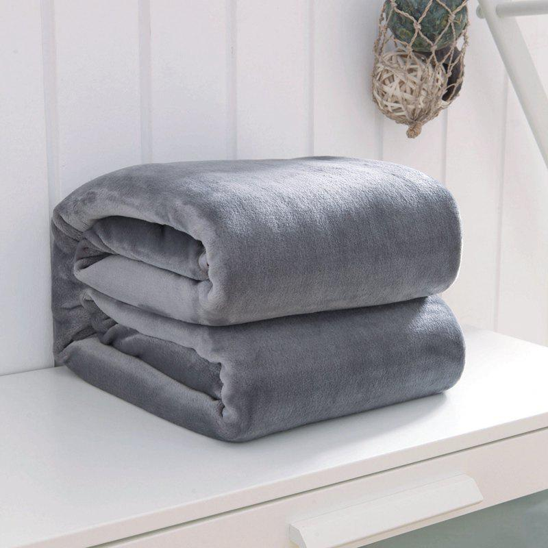 New Thin Quilt air Conditioning Bed Nap Single Double Thickening Blanket