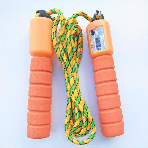 New Adjustable Skipping Digital Count  Speed Training Jumping Rope